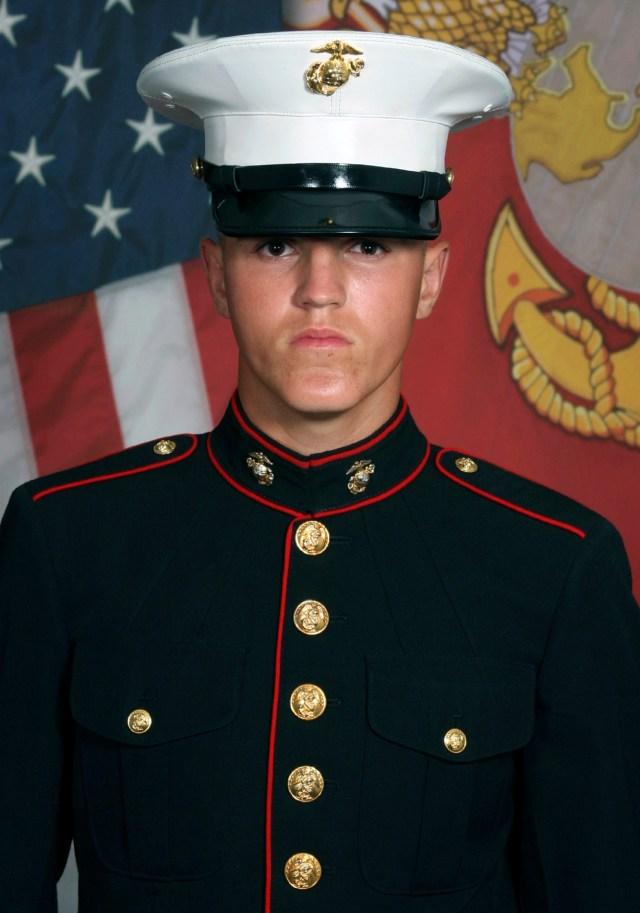 Marine Corps Lance Cpl. Rylee J. McCollum.