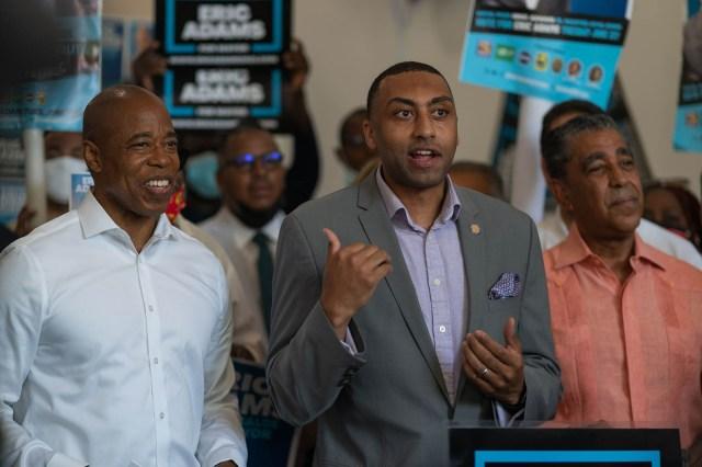 NYS Senator Jamaal Bailey