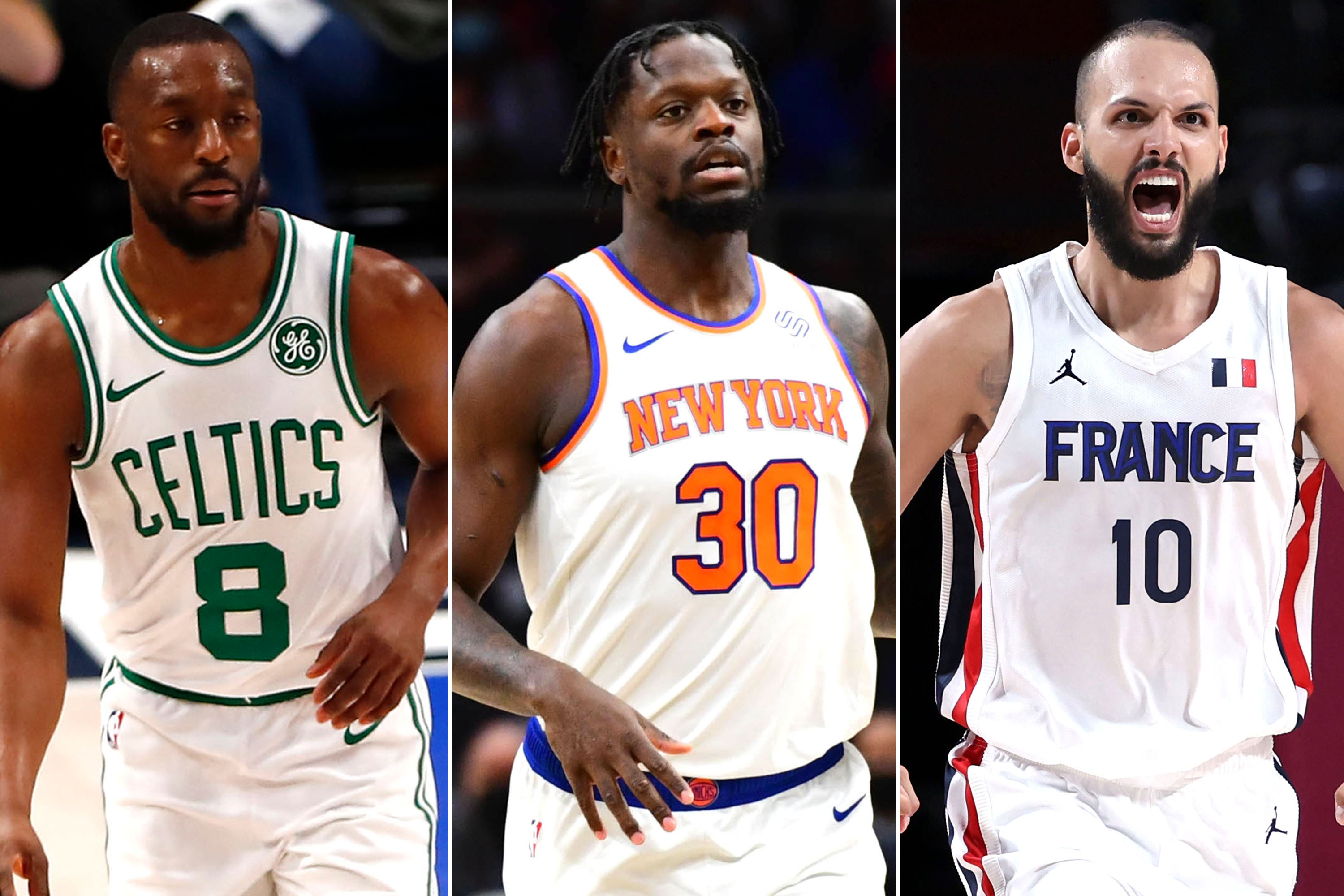 Inside look at the revamped Knicks roster