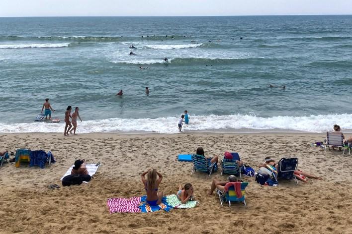 Cisco Beach, Nantucket, Massachusetts pictured on August 7, 2021.