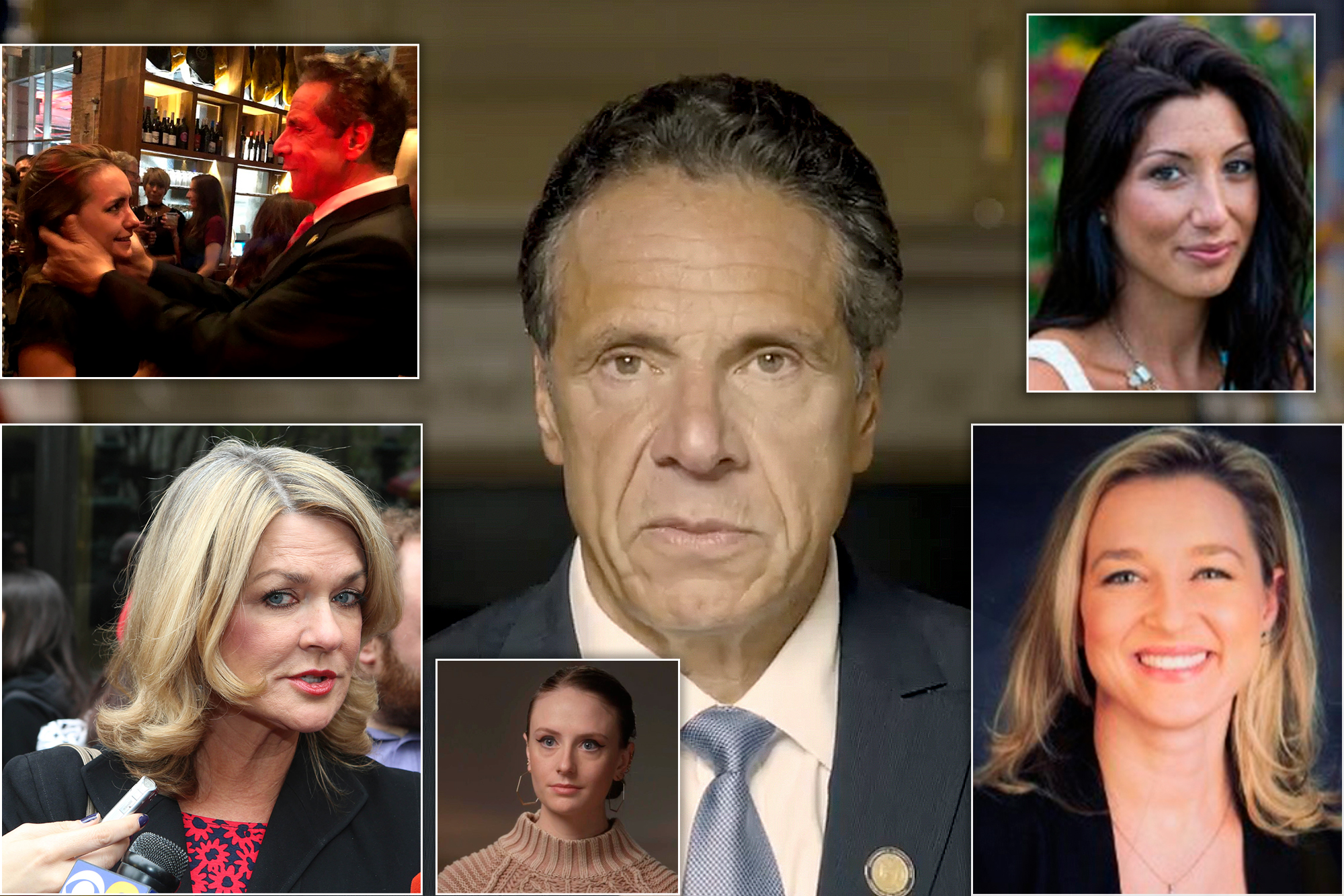These are the women who were sexually harassed by Andrew Cuomo: AG