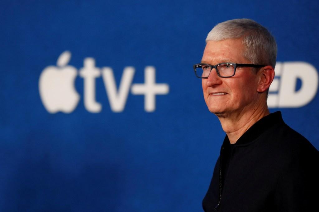 Apple CEO Tim Cook will also meet with President Joe Biden.