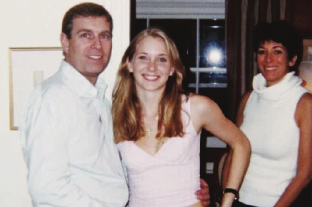 The house has long played a central role in her sex-ring scandal -- and is where UK royal Andrew was photographed hugging his accuser, Virginia Roberts Giuffre, in March 2001 when she was just 17.