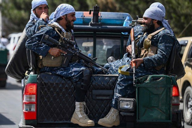 Former Afghani officials have expressed outrage over the killing, saying that the Taliban is still intolerant, violent, repressive Taliban of 2001.