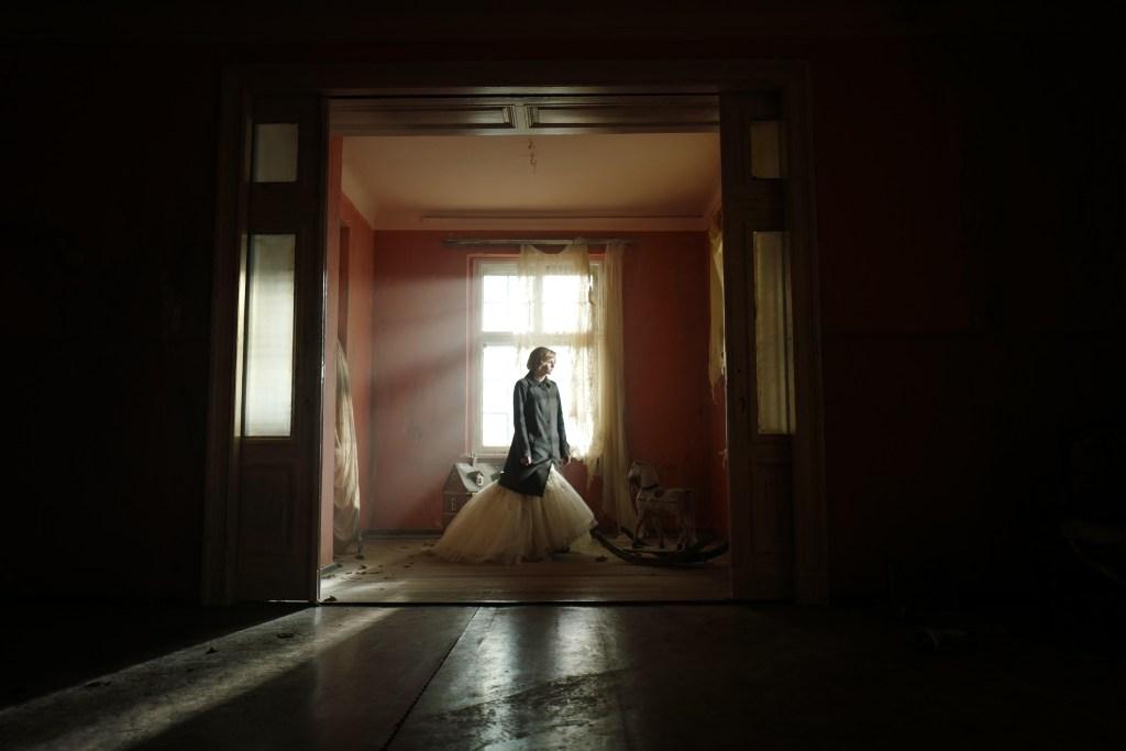 Kirsten Stewart as Princess Diana