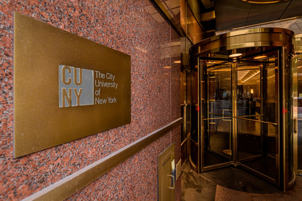 CUNY has experienced nearly a 7 percent drop in enrollment from 218,835 to 203,590 students in 2021.