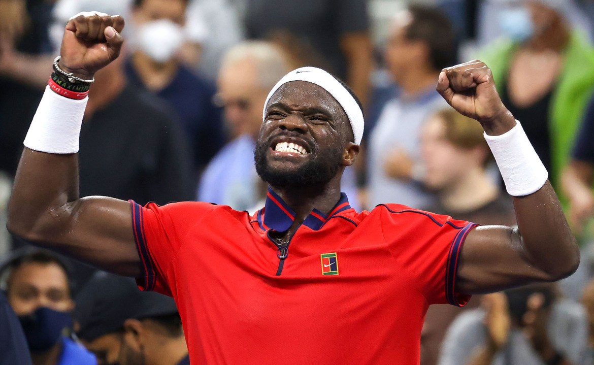American Frances Tiafoe storms into third round of US Open