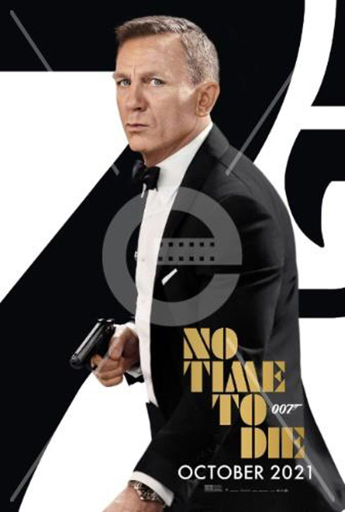 """The new James Bond movie """"No Time to Die,"""" which is set to be released on Oct. 8, is expected to be a box office hit."""