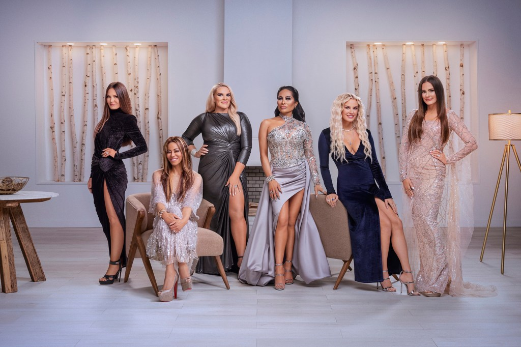 The Real Housewives of Salt Lake City have caught flak for their severe looks, chalked up to plastic surgery.