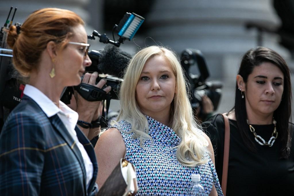 VirginiaGiuffre, an alleged victim of Jeffrey Epstein