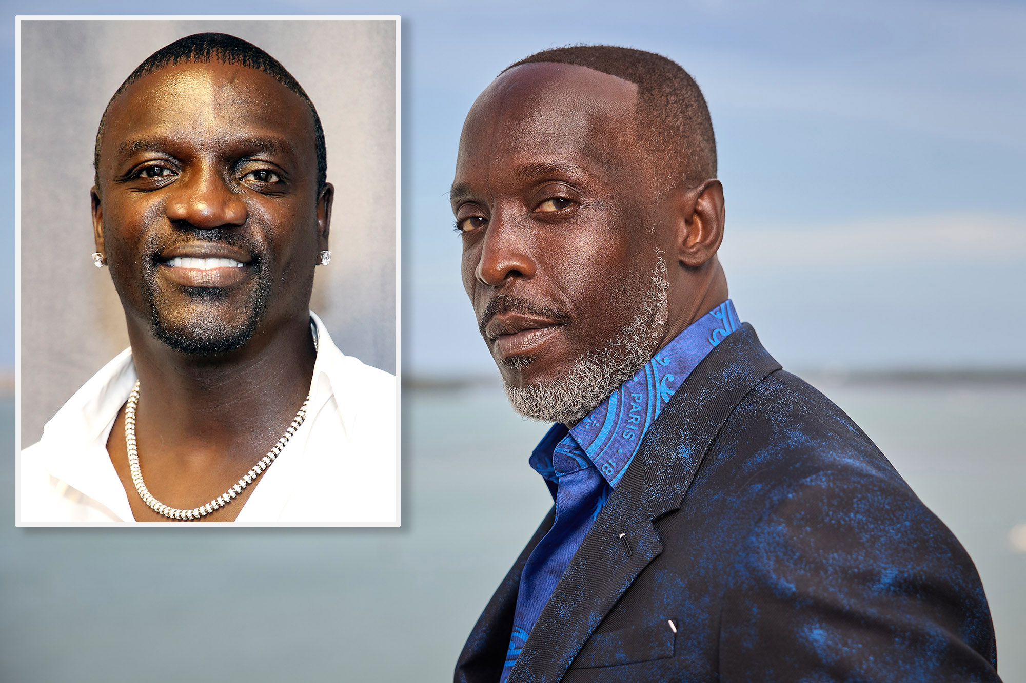 Akon on Michael K. Williams' death: Rich have 'more issues than poor'