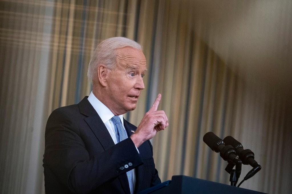 "Regarding the US Border Patrol Agents, President Joe Biden said, ""I promise you, those people will pay."""