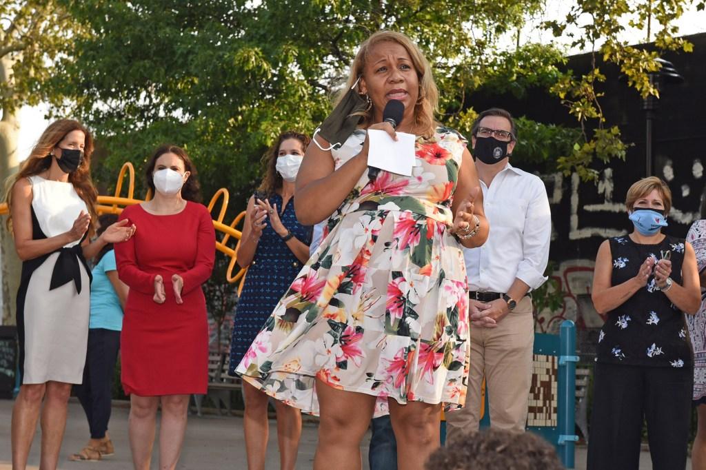 NYC Schools Chancellor Meisha Ross-Porter