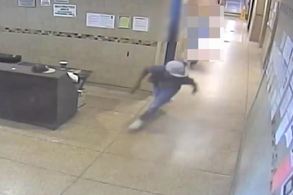 elevator shooting