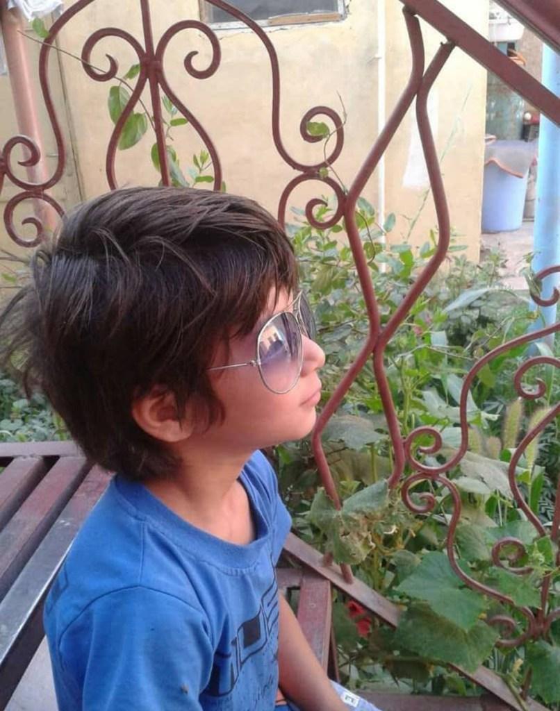 Farzad Ahmad.