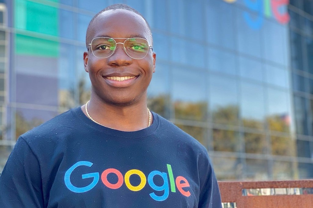 Angel Onuoha, associate product manager at Google, was escorted off  Google's campus because security claimed he did not work there despite him showing his ID badge.