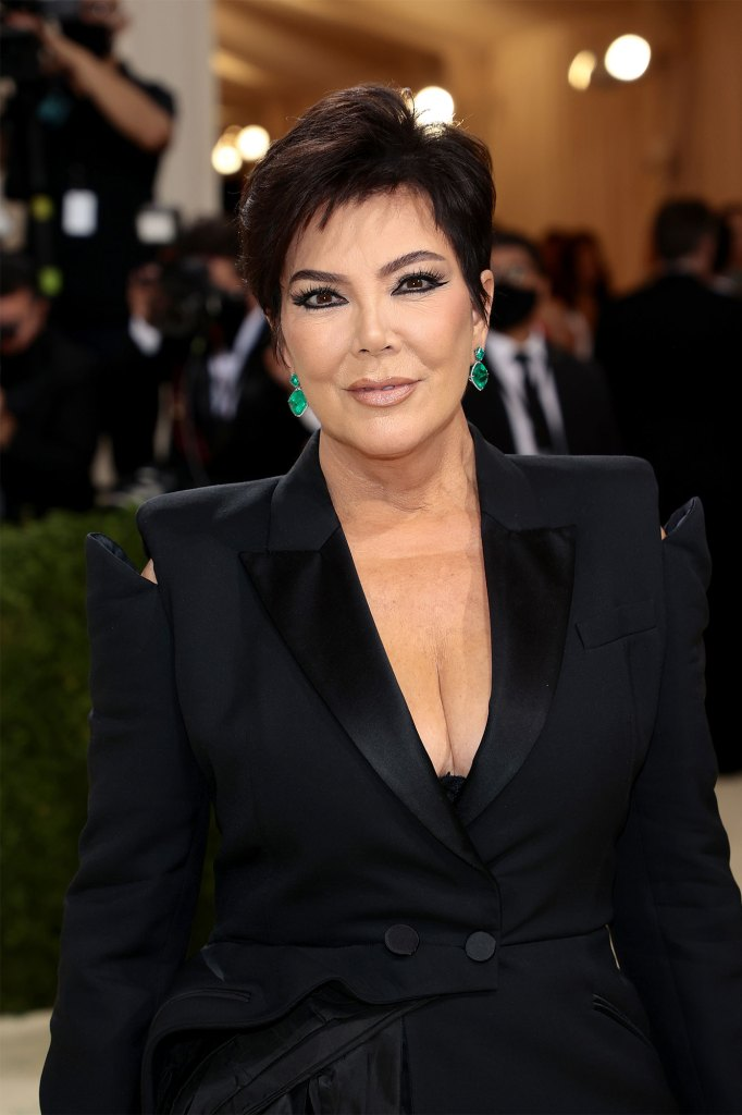 """Matriarch Kris Jenner, 65, underwent CoolSculpting on an episode of the reality show """"Keeping Up With The Kardashians."""""""