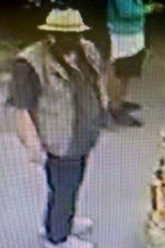 The suspect was identified as John Douglas Allen.
