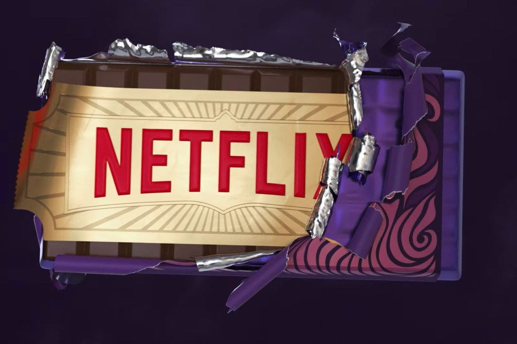 Netflix announced the acquisition on September 22,2021.