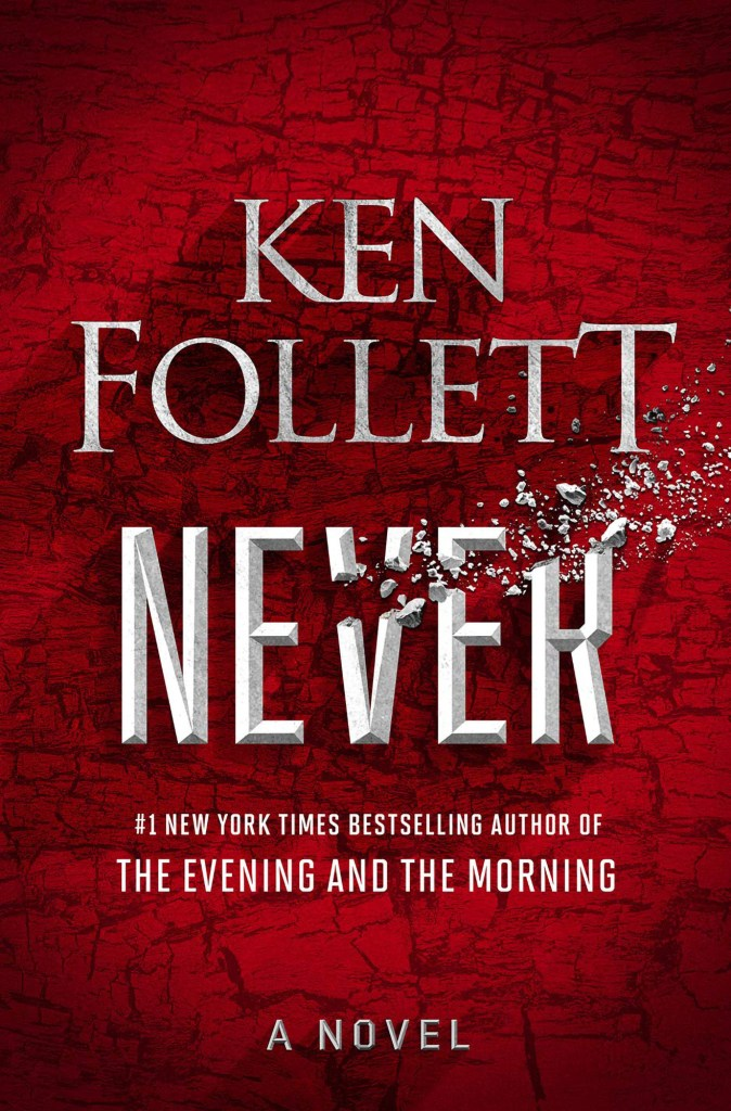 cover of never