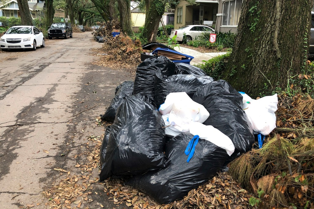 According to police, a New Orleans man threatened to shoot Mayor LaToya Cantrell because the trash had not been picked up since Hurricane Ida hit.