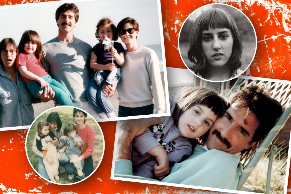 """Filmmaker Ry Russo-Young (top right) turns the cameras on her own story in """"Nuclear Family."""" She's the daughter of two lesbians who battled in court with Ry's gay sperm donor over parental rights in the '90s."""