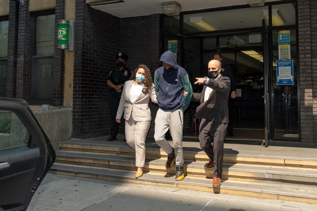 Perpwalk of Penn Station shooter