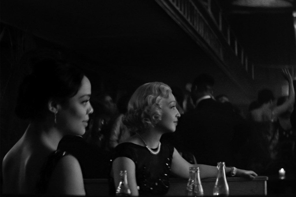 """Black women played by Tessa Thompson and Ruth Negga are able to pass as white in 1920s New York in """"Passing."""""""