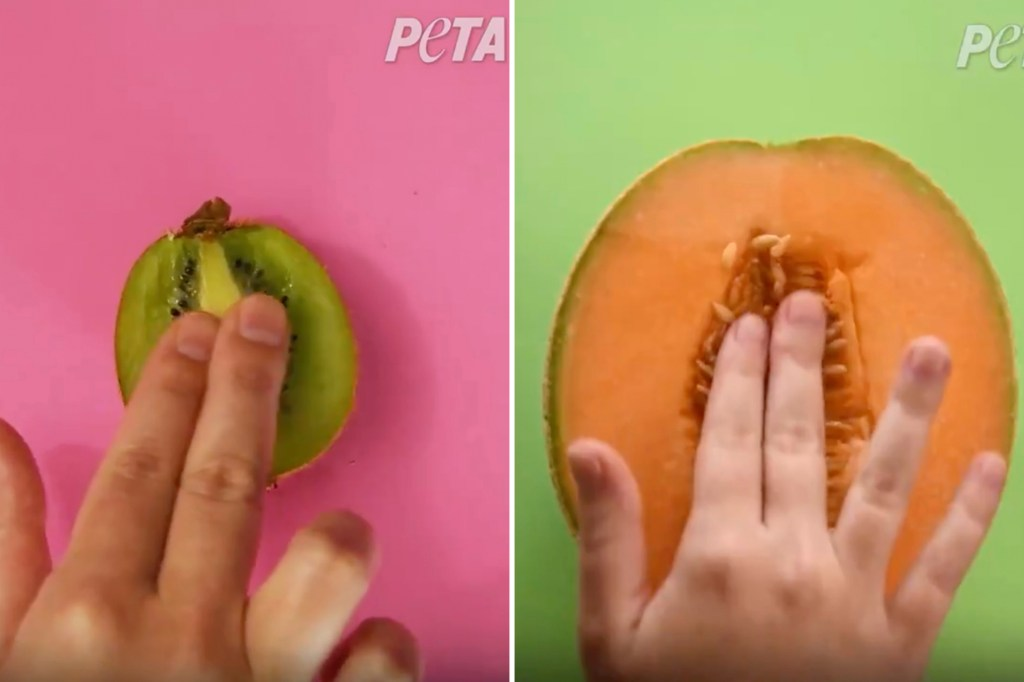 PETA has been labeled bananas over a sexually-charged video suggesting that going vegan will improve one's sex life.