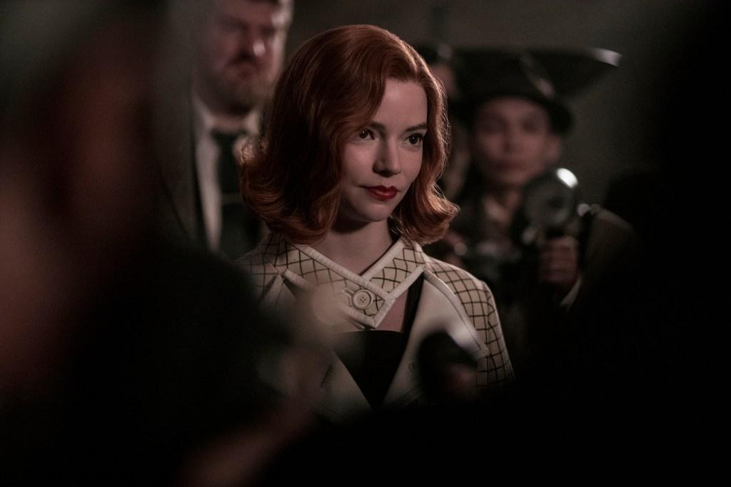 """Anya Taylor-Joy stars in """"The Queen's Gambit."""""""