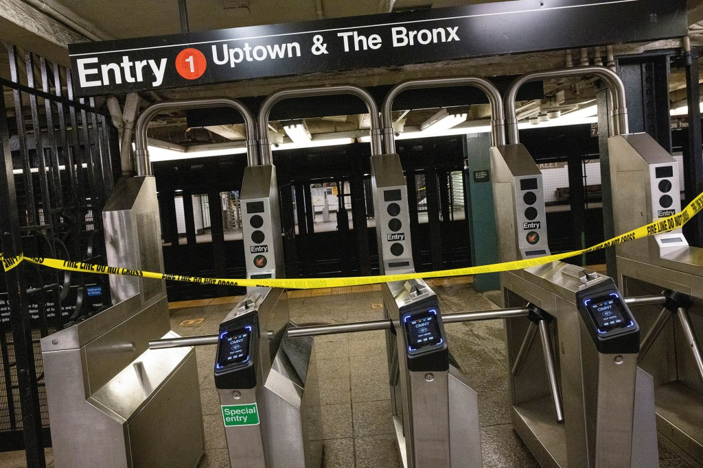 Mayor Bill de Blasio and the MTA have faced harsh criticism over their handling of the storm.