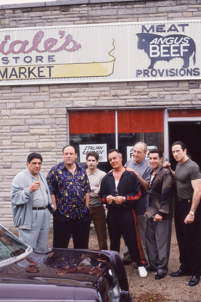 """Satriale's was and still is a fan favorite setting for """"The Sopranos."""""""