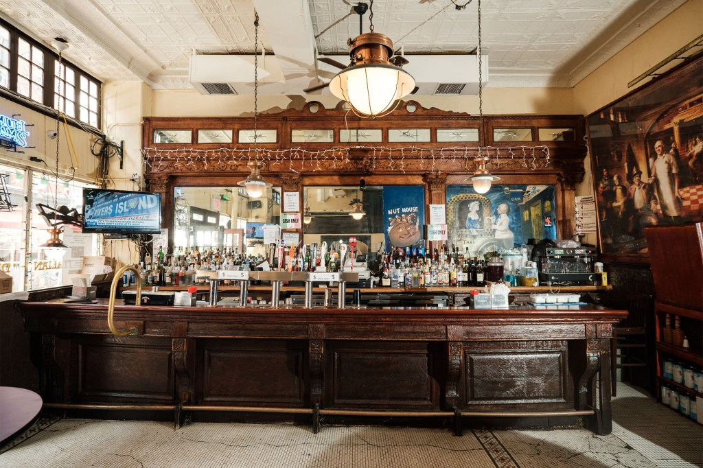 """Mulberry Street Bar has been featured in many mob films as well as """"The Sopranos."""""""