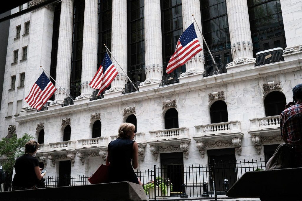 The Dow dropped 614 points on September 19.