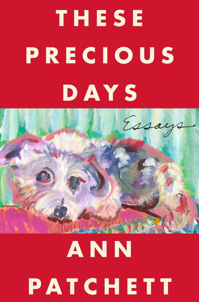 cover of these precious days