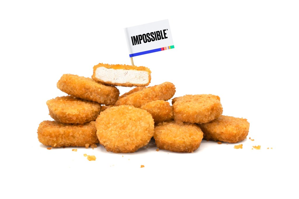 Impossible chicken nuggets