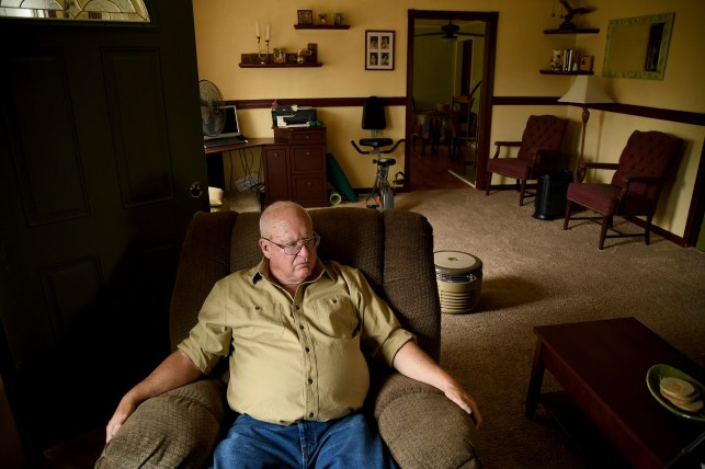 Don Edmunds is a 25-year-old U.S. Army veteran who served in Vietnam.