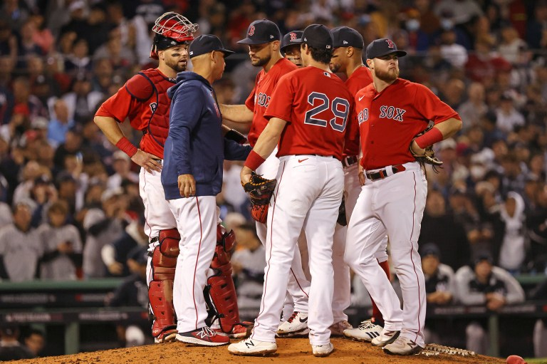 Red Sox's Nathan Eovaldi rebounds to beat Yankees in wild card