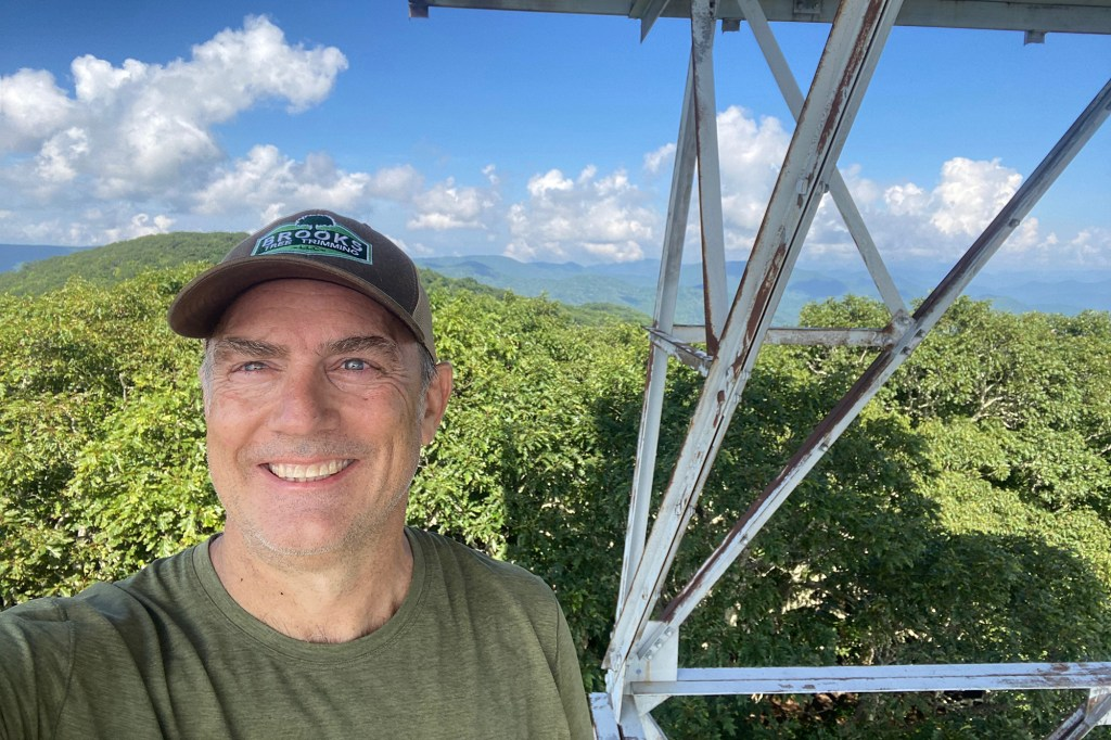 Florida engineer Dennis Davis claims he spoke to Brian Laundrie on a deserted road near the Appalachian Trail in North Carolina on October 2.