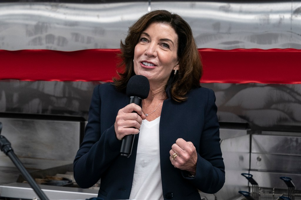 New York Governor Kathy Hochul has yet to make a public announcement on who she supports for the Western New York mayoral race.