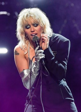 Miley Cyrus performs at BottleRock