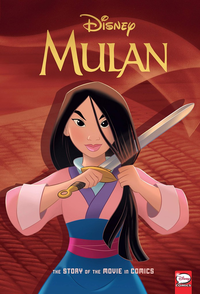 Many fans compared Fu  to Mulan, the Chinese folk heroine who famously masqueraded as a man to stop the Hun invasion of China when her was father too infirm to fight. She was popularized in the 1998 Disney flick of the same name.