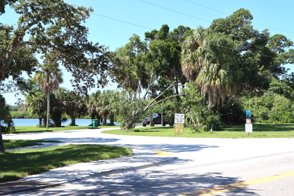 Fort De Soto where Dog the Bounty Hunter claims that Brian Laundrie was last seen with his parents.