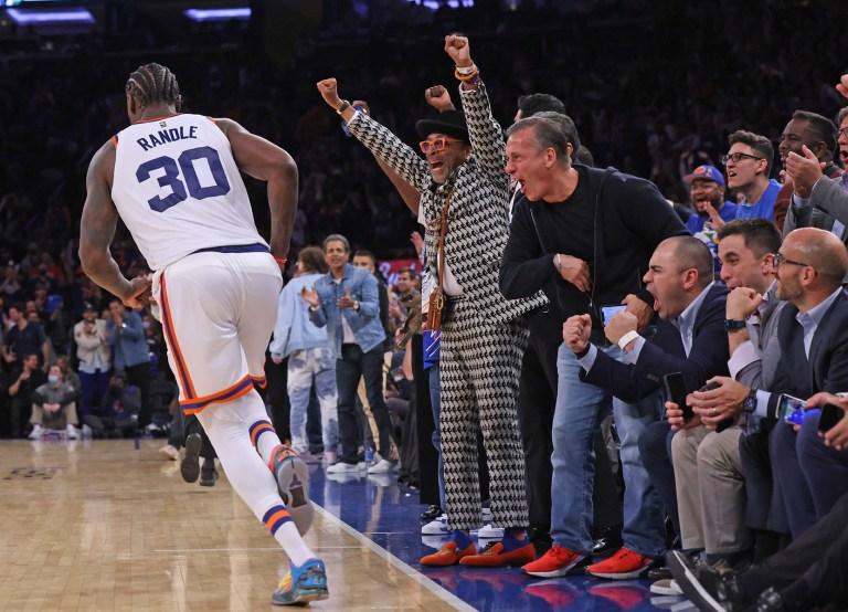Watch Knicks ship followers dwelling blissful after loopy, roller-coaster win – Google NBA News