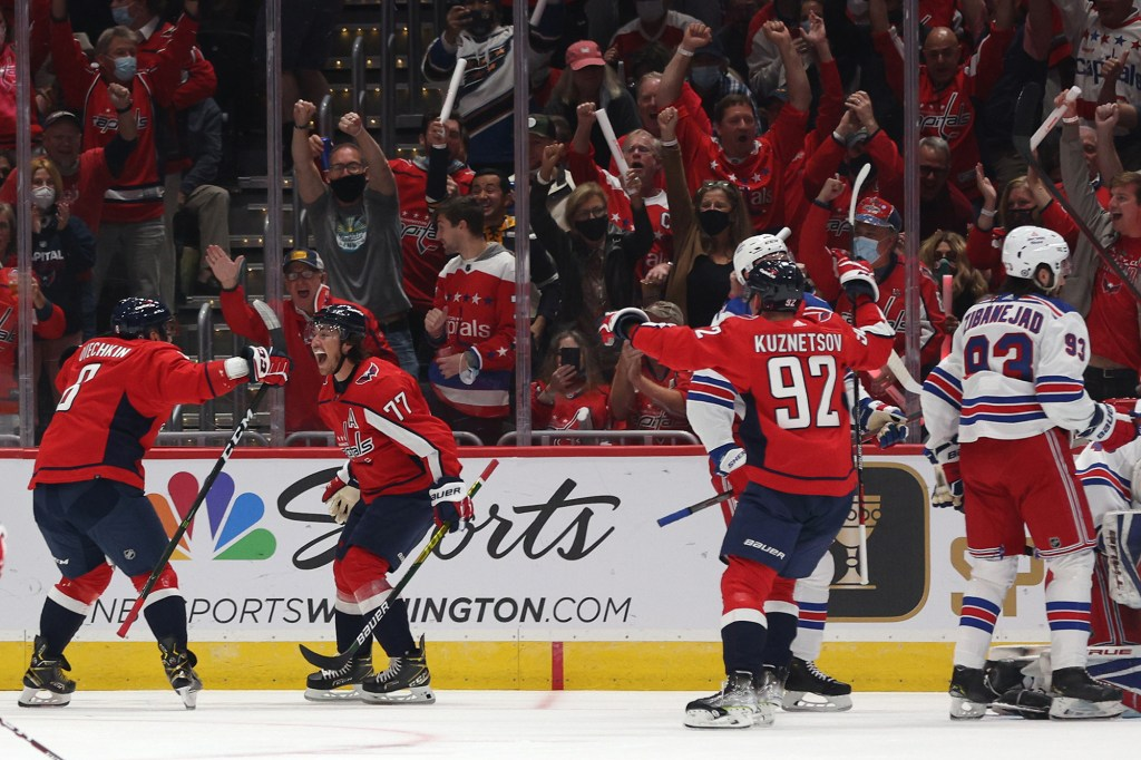 The Rangers were handedly defeated in the season-opener.