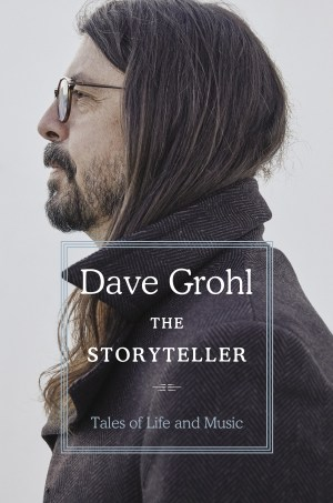 """Dave Grohl's new book """"The Storyteller."""""""