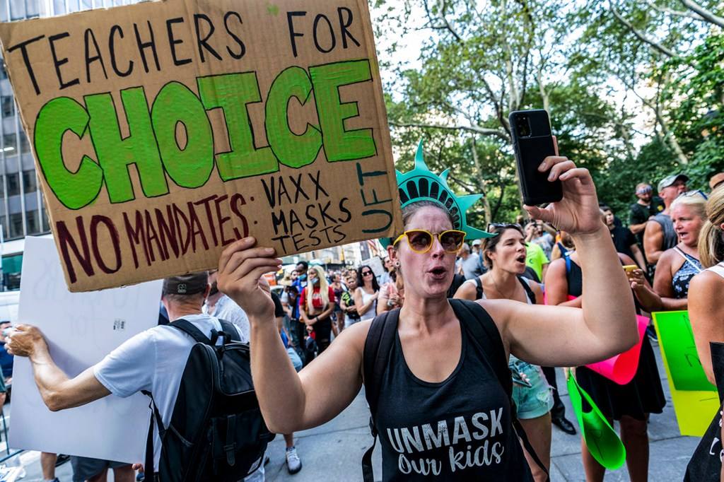 Teachers against the COVID-19 vaccine mandate made a last-ditch effort to Supreme Court Justice Sonya Sotomayor, who rejected the plea.
