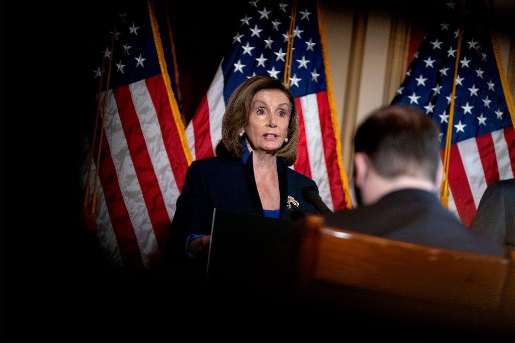 Speaker of the House Nancy