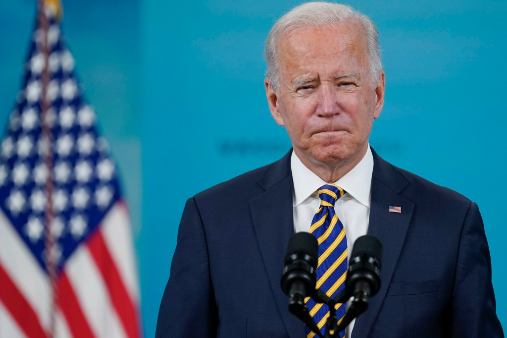 President Biden has made it a priority to pass both infrastructure and social spending.