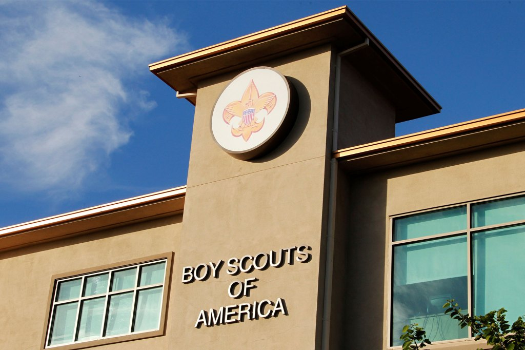 The Cushman Watt Scout Center, headquarters of the Boy Scouts of America for the Los Angeles Area Council